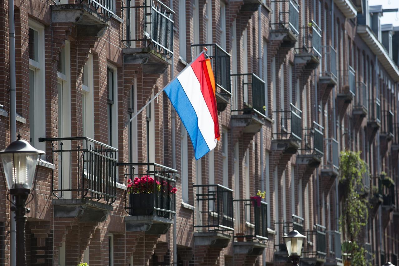 Wimpel geeft iets extra's aan je vlag