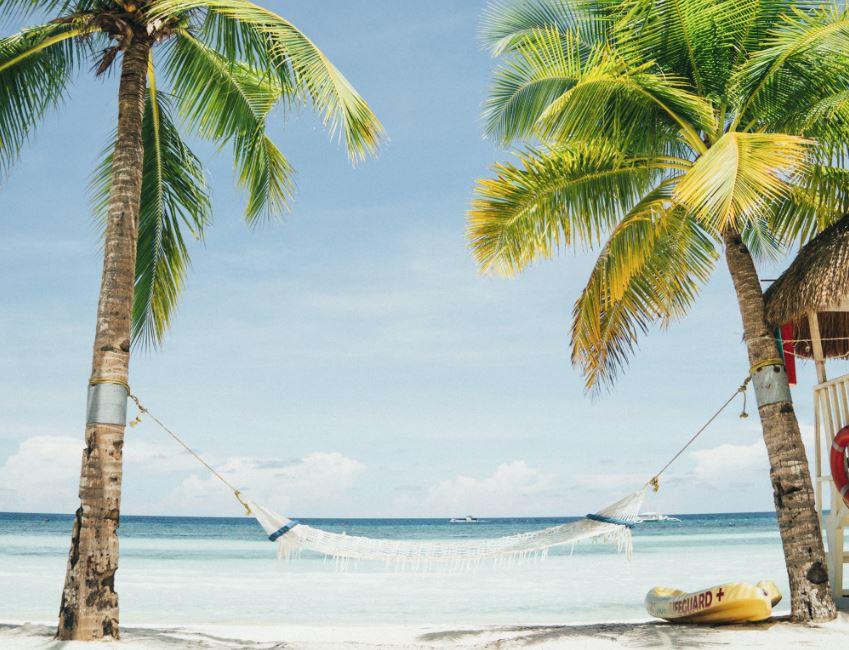 Ik spendeer mijn winter op Aruba!
